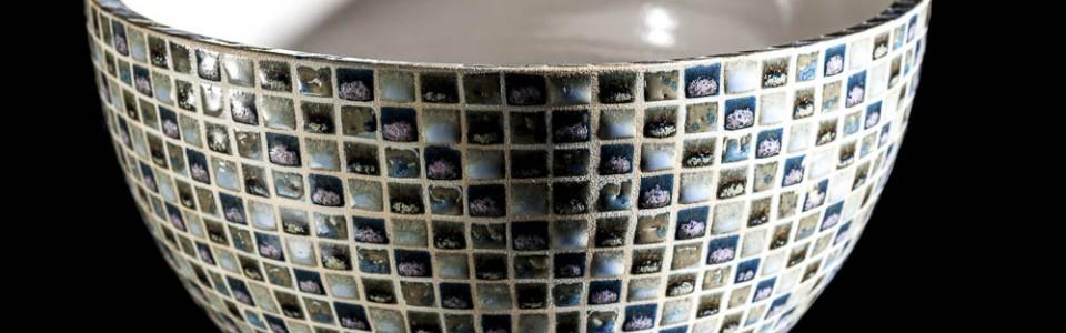 Mosaik Schüssel
